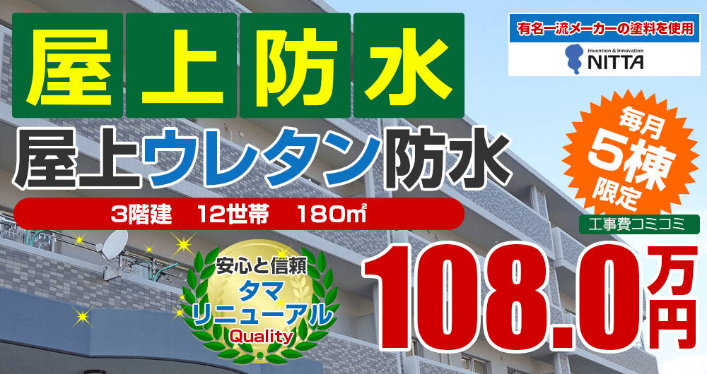 ラジカルプラン塗装 1080000万円