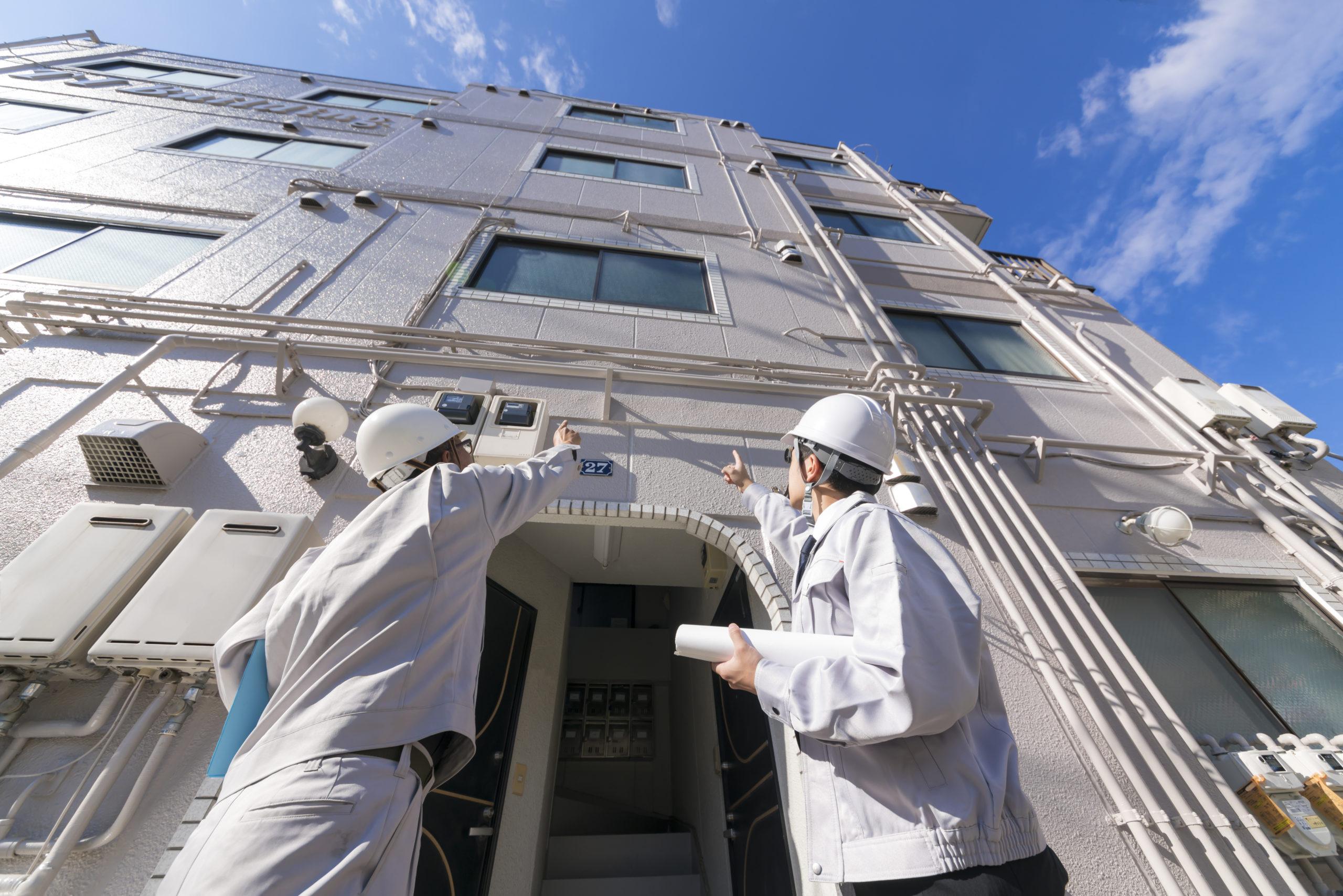 大規模修繕 東京